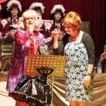 KCC Cornelia Varges und Beatrix Banse
