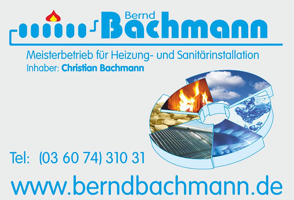 Partner Bernd Bachmann