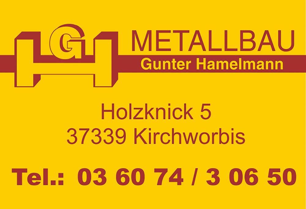 Partner Metallbau Hamelmann